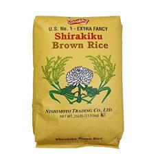 Shirakiku Brown Rice (25 lb.)