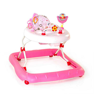 Bright Starts Walk-a-Bout Mobile Baby - Pink