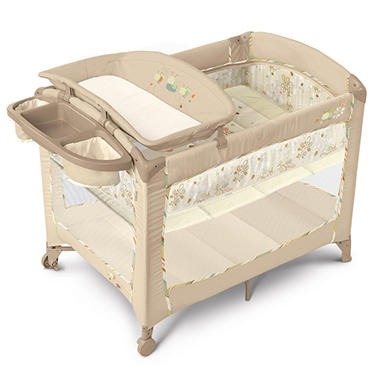 InGenuity SleepEasy Playard - Bella Vista