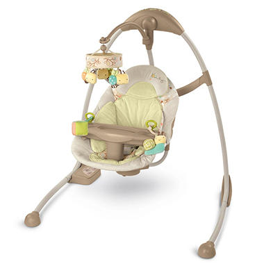 InGenuity Cradle & Sway Swing - Bella Vista