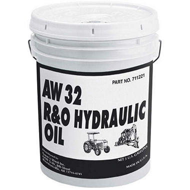 Certified Hydraulic Oil AW32 - 5 gal. Pail