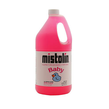 Mistolin Baby - 8/64 oz. bottles