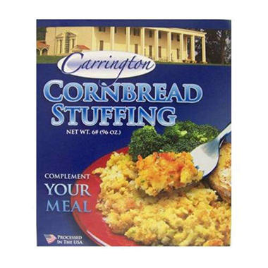 Carrington Cornbread Stuffing - 6lb