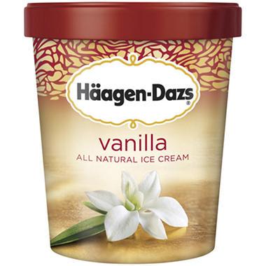Haagen-Dazs® Vanilla Ice Cream - 28 oz.