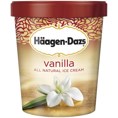 Haagen-Dazs® Vanilla Ice Cream - 28 oz.