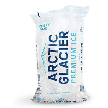 Arctic Glacier™ Premium Ice - 16 lb. bag