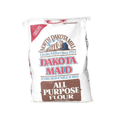 Dakota Maid All Purpose Flour - 25 lbs.
