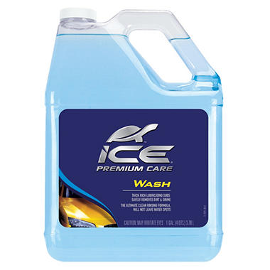 Turtle Ice Car Wash - 128 oz.