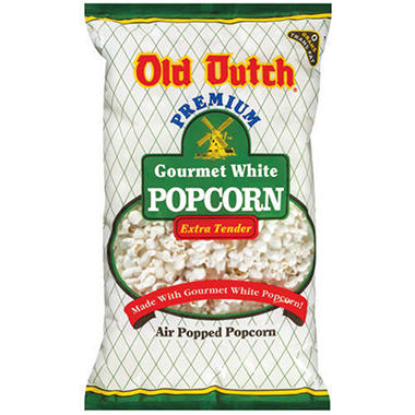 Old Dutch Gourmet White Popcorn - 20oz