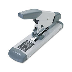 Swingline - Deluxe Heavy-Duty Stapler, 160-Sheet Capacity -  Platinum