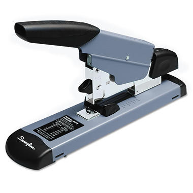 Swingline - Heavy-Duty Stapler, 160 Sheet Capacity - Black/Gray