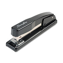 Swingline - Commercial Full Strip Desk Stapler, 20-Sheet Capacity -  Black