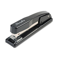 Swingline - Commercial Desk Stapler, 20 Sheet Capacity - Black