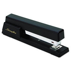Swingline - Premium Commercial Full Strip Stapler, 20-Sheet Capacity -  Black