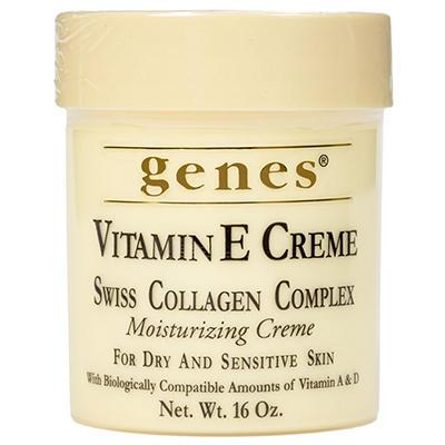 Genes Vitamin E Creme  - 16oz