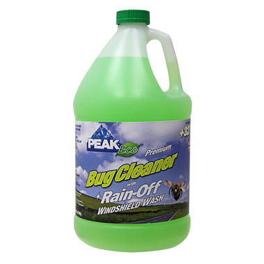 PEAK +32�F Eco Premium Bug Cleaner with Rain-Off