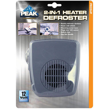 PEAK� 12v Heater Fan Defroster