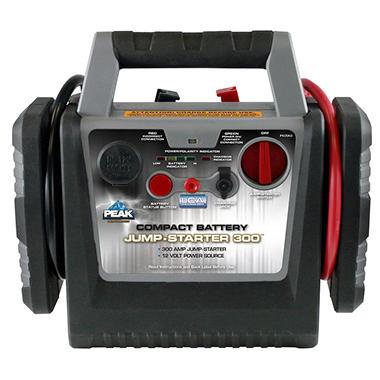PEAK® 300 Amp Jump Starter