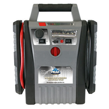 PEAK® - 700 Amp Jump Starter/Inflator