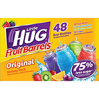 Little Hug  Assorted Drinks (8 oz., 48 ct.)