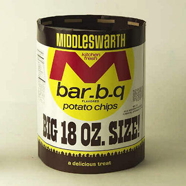 Middleswarth BBQ Potato Chips - 18 oz.