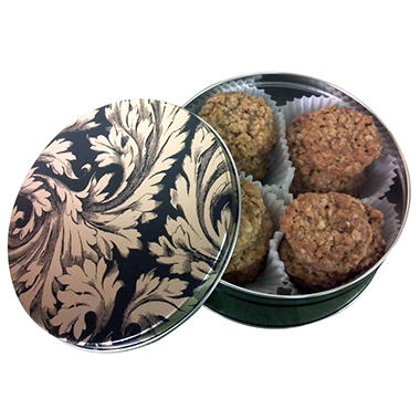 Hammons Handmade Black Walnut Cookies - 16 Tins