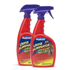 Rug Doctor Urine Eliminator Cleaner - 2pk