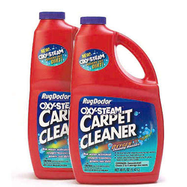 Oxy-Steam 48 oz. Carpet Cleaner - 2 pk.