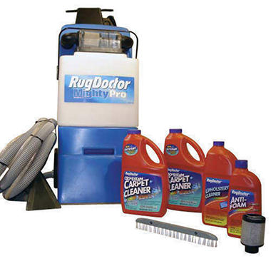 Rug Doctor Mighty Pro Oxy Pack Carpet Cleaner Sam S Club