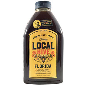 Rice Family Local Florida Honey (40 oz.)