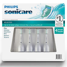 Philips Sonicare E-Series Brush Head (4 pk.)