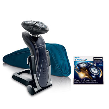 Philips Norelco SensoTouch 2D Electric Razor with Bonus RQ11 - Model 1190
