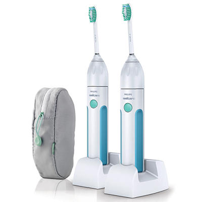 Philips Sonicare Essence Rechargeable Toothbrush - 2 pk.