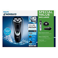 Philips Norelco Shaver 4300 with Nose and Ear Trimmer
