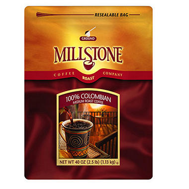 Millstone� Colombian Supremo Coffee - 2.5lb bag