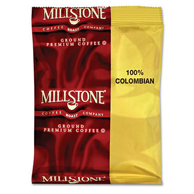 Millstone Colombian Coffee - Regular Roast - 40 count