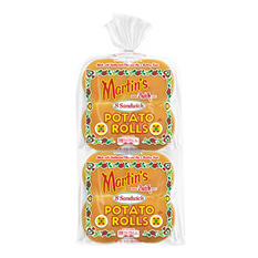 Martin's Potato Sandwich Roll - 2/8 pk.