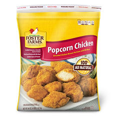Foster Farms Popcorn Chicken (4 lbs.)