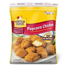 Foster Farms Popcorn Chicken (4 lbs.)
