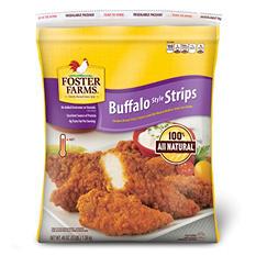 Foster Farms Buffalo Strips (3 lb.)