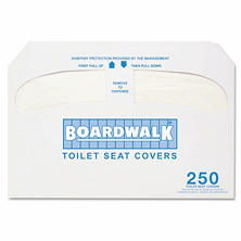 Premium Half-Fold Toilet Seat Covers - 5000 ct.