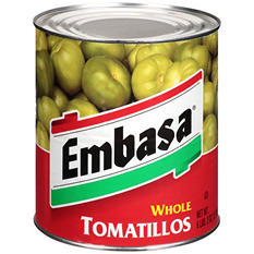 Embasa Whole Tomatillos (98 oz.)