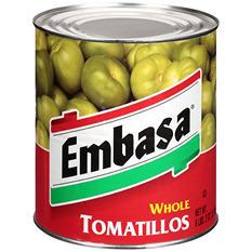 Embasa Whole Tomatillos (98 oz.)