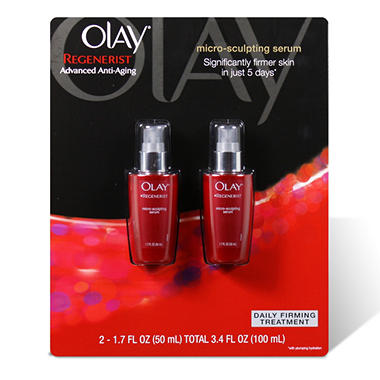 Olay Micro-Sculpting Serum - 1.7 oz. - 2 pk.