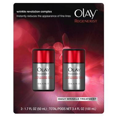 Olay Regenerist Wrinkle Revolution - 2/1.7 oz.