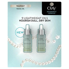 Olay Regenerist Luminous Facial Oil (1.3 fl. oz., 2 pk.)