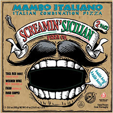 Screamin Sicilian Mambo Italiano Pizza (47 oz., 2 pk.)