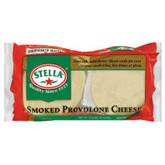 Stella® Sliced Provolone Cheese - 2.5 lb.