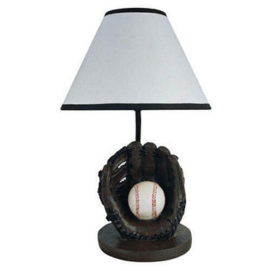 Accent Baseball Mitt Lamp