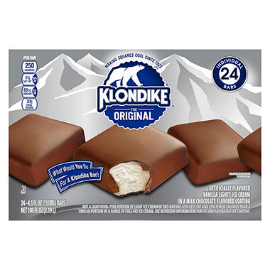 Klondike® The Original - 24/4.5 oz. bars